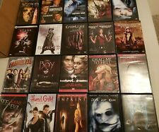 Halloween Horror dvd lot of 20 Movies Scary Zombie Ghost Vampire Blood Gore #6