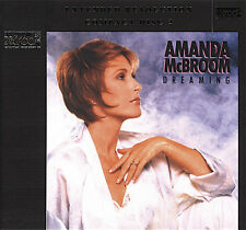 MAGNUM   Amanda McBroom - Dreaming CD XRCD NEU oop