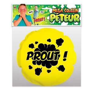 Coussin Péteur - grand format
