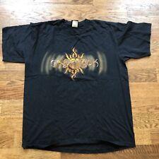 Vintage Godsmack 2001 Shirt Band Rock Giant Tag XL