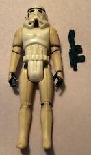 "Vintage 1977 Original Star Wars ""Stormtrooper"" 3.75in Action Figure w/ Blaster"