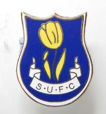 More details for s.u.f.c football club enamel badge non league football club