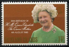 Falkland Islands 1980 Queen Mothers 80th Birthday MNH #R739A