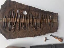 Antique Rare Roll Brace Bits