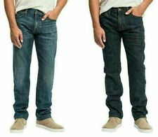 Men's Lucky Brand Jeans 221 Original Straight Leg Handcrafted Pants Variety NWT!