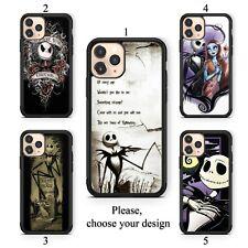 Jack Skellington case for iphone 11 XR Pro SE Max X XS 8 plus 7 6 TPU cover SN