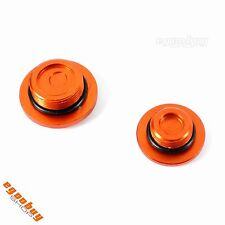 CNC Engine Case Cover Mounting Screw Bolts For KTM Duke 125/ 200/ 390 2013-2015