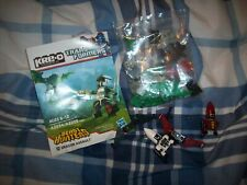 Transformers kreo good condition dragon assault lot