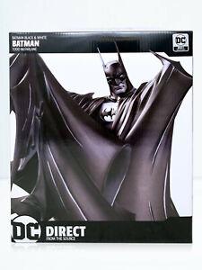 DC Collectibles Batman Black & White Todd McFarlaneStatue 1st Edition In Hand