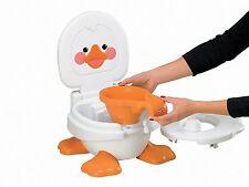 Mattel Fisher-Price Baby Gear Ducky Töpfchen & Fußbank Spielzeug Game