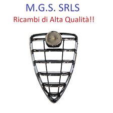 Griglia Scudo Anteriore ALFA ROMEO MITO Cromata (2013 in poi) Altissima Qualità!