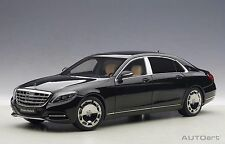 Mercedes-Maybach S-Klasse (S600) Black 1:18 AUTOart