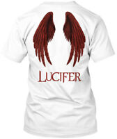 Lucifer Red By Ivanchan - Hanes Tagless Tee T-Shirt