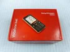 Sony Ericsson W660i Schwarz! NEU & OVP! Ohne Simlock! Imei gleich! Selten! RAR!