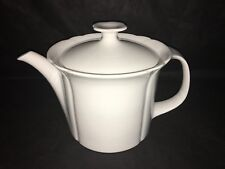 Arzberg CORSO WHITE TEAPOT W/ LID 4 Cups Made In Germany Like New Condition !