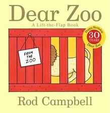 Dear Zoo : From the Zoo (A lift the flap board book) - I send worldwide also
