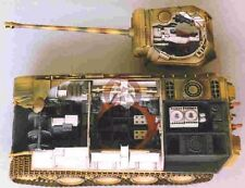 Tank Workshop 1/35 Panther Tank Interior with Engine & Engine Compartment 353078