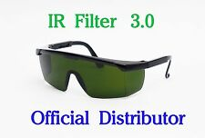 Fireworks Safety Glasses IR 3  Eye protection Lampwork Tools