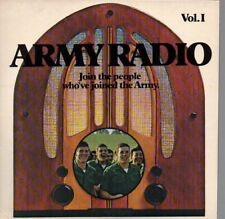 U S Army Radio 1975 Recruiting Radio Ad Spots National & Local & Picture Sleeve