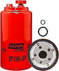 Baldwin BF1384-SP Fuel Water Separator Filter For 06-17 Mack CTP CXP GU7 GU8 LE