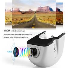 Hidden Smart Wifi 1080P HD Car Crash Dash Cam For Audi A4L/A5/A6L/A7/Q5(Bf 13y)