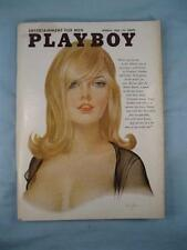 Vintage Playboy Magazine March 1965 Vol 12 No 3 Vladimir Nabokov Steve Allen (O)