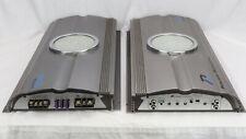 2 USED POWER ACOUSTIK TS1920-2 PLASMA SPHERE AMPS