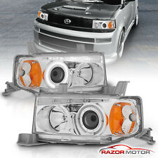 For 2004-2006 Scion xB Halo Projector Headlights/Hi-Power Led Daytime Light (Fits: Scion xB)