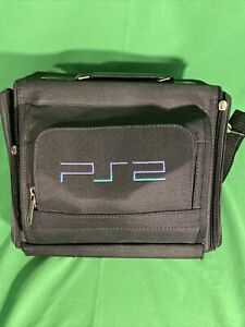 Sony PlayStation 2 SLIM/PS2 SLIM Carrying Travel Case Bag