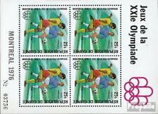 Guinea block45a unmounted mint / never hinged 1976 Olympics Summer ´76