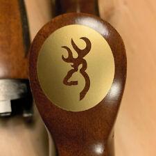 Browning Shotgun Sticker 12g 525 725 Stock sticker over and under o/u