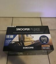 GPS poids Lourd Snooper PL8400 NEUF