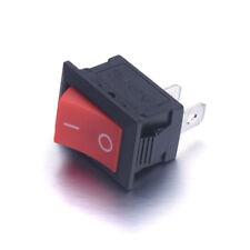 Schalter Kippschalter Wippschalter 220 V AC 6A KDC1 2Pin  AN AUS ON OFF  12V DC
