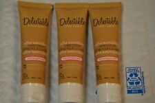 3X Delectable Cake Beauty Ultra Nourishing Hand Cream Iced Gingerbread 1oz Ipsy