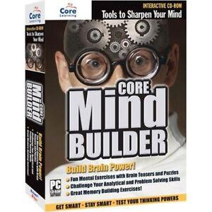 Core Mind Costruttore Apprendimento Windows PC Education Critical Thinking Fun