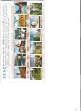 2012  ROYAL MAIL PRESENTATION PACK UK A-Z VIEWS PART 2