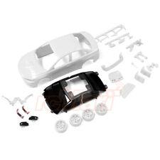 Kyosho Mini-Z LANCER EVO X White Body Set w/Wheel 1:27 RC Cars Touring #MZN184