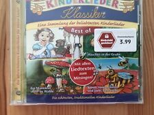 Kinder CD : Kinderlieder Klassiker (OVP)