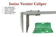 """Insize Vernier caliper 0 - 600mm/ 0 - 24"""" Code:1215-622 stainless steel calliper"""