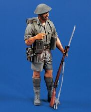 Verlinden 120mm (1/16) British Desert Rat 8th Army Soldier North Africa WWI 534