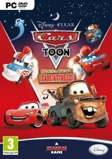 Cars Toon Mania PC DVD-Rom
