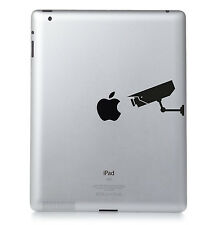 CCTV KAMERA Apple iPad Mac Übertragungs Macbook Sticker Vinyl aufkleber