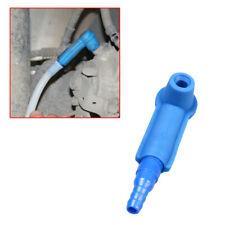 Blue Car Brake Fluid Replace Tools Pump Oil Bleeder Exchange Air Equipment Kit