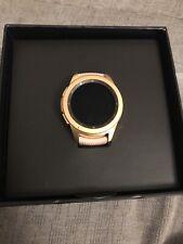 Samsung Galaxy 42mm Case SM-R810 Bluetooth Smartwatch - Rose Gold