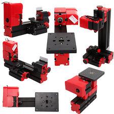 24W Mini DIY Metallo Tornio macchina 20000 rev / min Motorizzata Lathe EU Plug