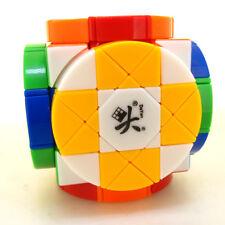 Wheels of Wisdom Magic Cube Twist Puzzle Dayan Gem VI Brainteaser Stickerless
