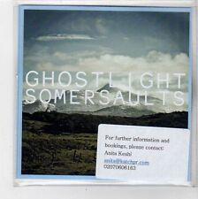 (FU823) Ghostlight, Somersaults - 2011 DJ CD