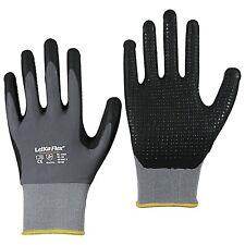 24 Paar LeiKaFlex mit Noppen 1467 Montagehandschuhe Handschuhe Arbeitshandschuhe