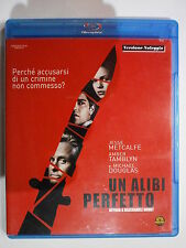 UN ALIBI PERFETTO FILM IN BLU-RAY USATO IN OTTIME CONDIZIONI DISCO PERFETTO!!!