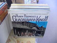 Ruben Rodriguez Guadalajara Kings vinyl LP Liberty Records EX stereo